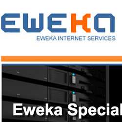 Eweka Special Offer: 20% Discount on Unlimited 100 Mbit Plan